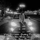 Việt Mix 2019 - Đường Tình Vỡ Tan Ft Yêu Nhiều Lặng Lẽ Buông - Nam Muzick