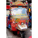 Asian Underground Mix on Raga Rickshaw with Saad Khan