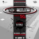 DJ Philly - Trackside Burners 50 - ITCH FM (05-OCT-2014)