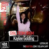 #GyalfromBrum with @Kayleegolding_ on #Thebeatlondon 16.08.2017 9pm-11pm