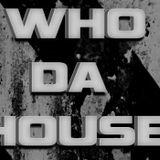 DJCEDMASTER @WHO DA HOUSE HORS SERIE #17