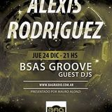 Alexis Rodriguez@ guest djs BAG Radio Station