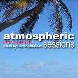 Abbeloos Olivier Atmospheric Sessions June 2015 - Part 1/3