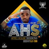 DeeJay B-Town - Afro House Sessions Vol 23