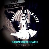 Crazibiza - Carpe Diem Beach Closing Party (Continuous Mix)
