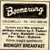 Boomerang - Pasqua1982
