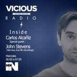 INSIDE 48@ VICIOUS RADIO 08_11_2017 JOHN STEVENS