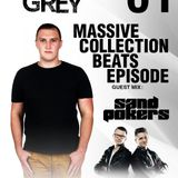 Matthew Grey - Massive Collection Beats Episode 061 (incl. SandPokers Guest Mix) [01.04.2015]