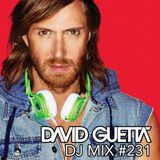 David Guetta - Dj Mix 231- 29-11-2014