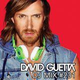 David Guetta - Dj Mix 231- 29-11-2014