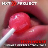 TECH HOUSE SUMMER PRESELECTION 2015 (Promotion Mix, Podcast 21.05.2015)