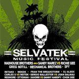 Nocive vs El Padrino @ Selvatek Festival (Junio 2011)