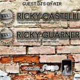 "Kunique B.A.DJ April 3th 2013 On Air ""Ricky Guarneri"" on Radio m2o"