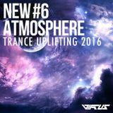 DJ VIRUS NEW ATMOSPHERE TRANCE UPLIFTING 2016 MASTEREDMIX_Vol 6 (4 hour set!)