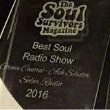25.3.2017 Ash Selector's Best Soul Radio Show Award  winner Groove Control on Solar Radio