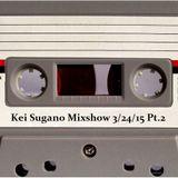 Kei Sugano (Dazzle Drums) Mixshow 3/24/15 Pt.2