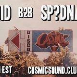 sp?dnar on cosmic sound radio 8-31-15