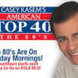 American TOP 40 with Casey Kasem, 27th of February, 1988