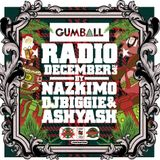 GUMBALL Radio Mix 3 December 2013 by Nazkimo, DJ Biggie & AshyAsh