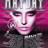 Robin Schulz - Live at Mayday 2014, Dortmund - 30-Apr-2014