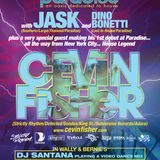 Cevin Fisher - Promo Mix for Paradise on 9/16/11