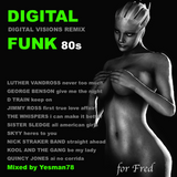 DIGITAL FUNK (Kool and the Gang,The Whispers,Jimmy Ross,Quincy Jones,George Benson,D Train,SKYY)