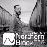 Oscar Mulero - Live @ Podcast#017 - Northern Block (30.07.2016)