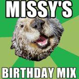 Missy's Birthday Mix