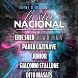 Paula Cazenave @ Industrial Copera (Granada, Spain) 11-10-2012