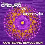 anouke vs barryb - GoaTechno Revolution
