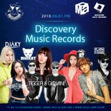 DJ AKY LIVE Discovery Music Records Label Party @ Cocoland, Seoul, Korea 1st June, 2018