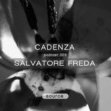 Cadenza   Podcast  024 Salvatore Freda (Source)