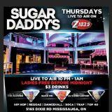DJ Constantine Live On Z103.5 FM @ Sugar Daddys - Full Set 04-13-17