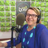 Maria Patrizia Stasi, presidente di ConfCooperative Campania, ospite di Radio Base