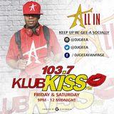 Klub Kiss 2-21-16