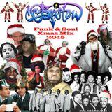 Funk & Soul Xmas Mix 2015