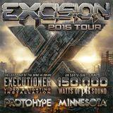 Excision -  Jefferson Theatre Virginia, United States 2015-03-17