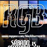RGB live @ City Bar part 1