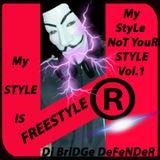 Dj Bridge defender Live Recording