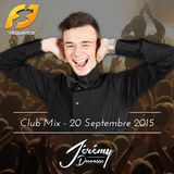 Jérémy Ducasse - Club Mix du 20 septembre 2015