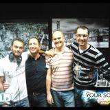 YOURSOUND - radio801 #1 special guest dj Giuseppe Santoro & Eddie Herr from Sabotage