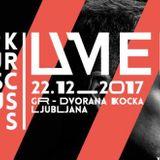 Umek - live at Kurzschluss & Viberate present UMEK Oldies Goldies (Ljubljana, Slovenia) - 22-dec-2