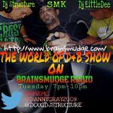 DJ LlITTLEDEE - DJ STRUCTURE & SMK MC BRAINSMUDGE RADIO