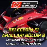 Geyikliyoruz Cumartesi #11 – Geleceğin F1 araçları Bölüm 2: Mekanik Sistemler – 17 Şubat 2018