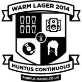 Kotdb- Warm Lager Sunday Eve 2014