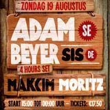 Adam Beyer - Live @ Woodstock 69, Bloemendaal Aan Zee, Holanda (19.08.2012))