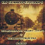 DJ Schranzwahn - HardTechno Train(Live)o2.o2.13@schranztime.fm