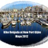Kike Reigada at New-Port Gijón (mayo 2012)