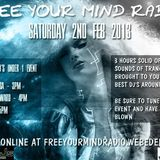 iffy molik LIVE on Free Your Mind Radio - United Kingdom (2013)