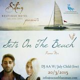 Sifawy presents Sets On The Beach Live (Promo Mix 20/3/2015)